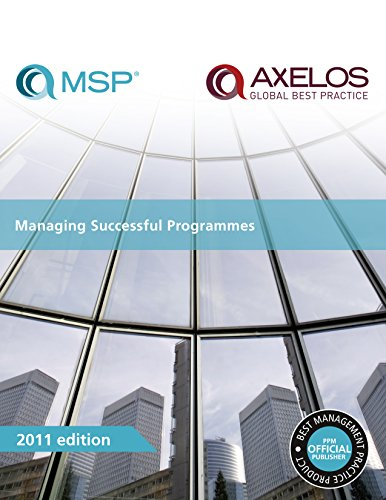 Managing Successful Programmes 2011 Edition (English Edition) (Aus Programme)