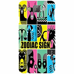 Design Worlds Samsung Galaxy E7 Back Cover Designer Case and Covers