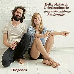 Noch mehr schönste Kinderlieder (Diogenes Hörbuch)