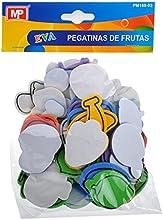 MP PM188-03 - Pegatinas adhesivas de goma Eva con formas
