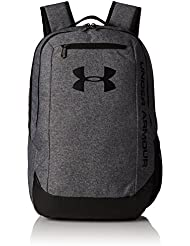 Under Armour Hustle Ldwr 1273274-041, Sacco da Montagna Unisex-Adulto, Grafite, Taglia Unica