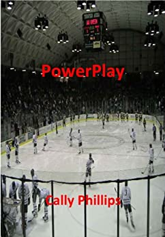Powerplay by [Phillips, Cally]