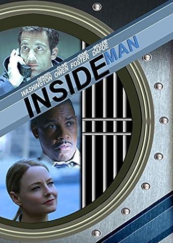 Inside Man Movie Poster 70 X 45 cm