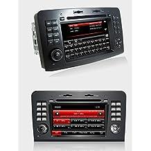 Dynavin DVN-MBML Multimedia Navigation N6 Plattform für Mercedes M-Klasse (W164) 2005-> inkl. Navigationssoftware iGo Primo