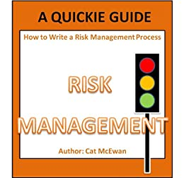 How to Write a Risk Management Process: A Quickie Guide (The Quickie Guides Book 4) by [McEwan, Cat]