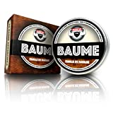BAUME À BARBE / BEARD BALM  BEARD'UP   Produit 100% Naturel  Dompte, Structure,...