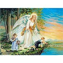 Suchergebnis Auf Amazonde Für Malen Nach Zahlen Engel
