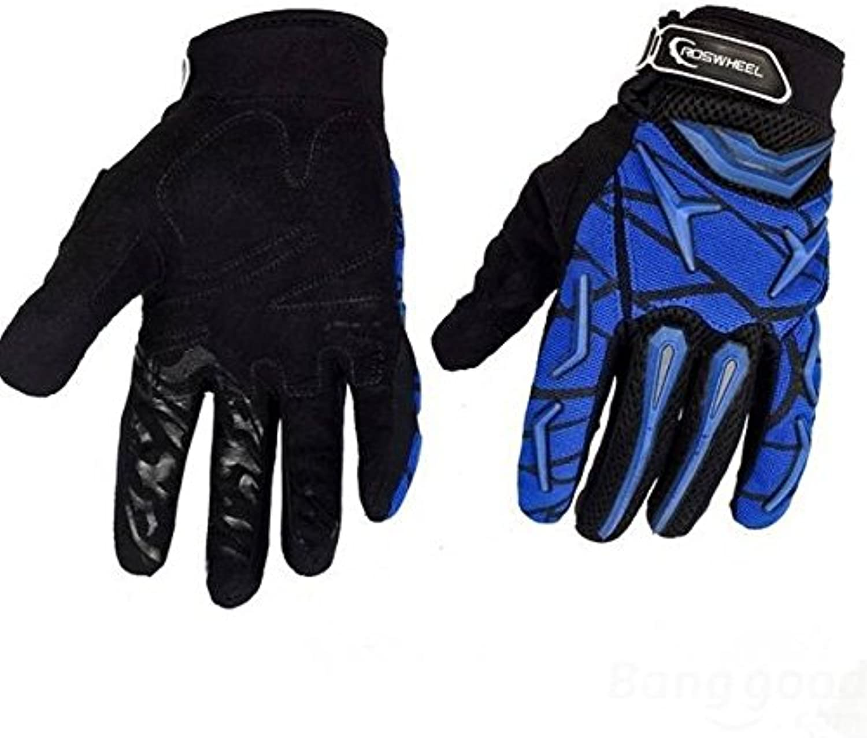 Moppi ciclismo en bicicleta ROSWHEEL completos dedo guantes guantes al aire libre