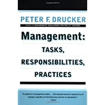 Management: Tasks, Responsibilities, Practices (English Edition)