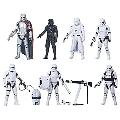 Star Wars The Force Awakens 3.75-Inch Figure Troop Builder [Amazon Exclusive] by Star Wars