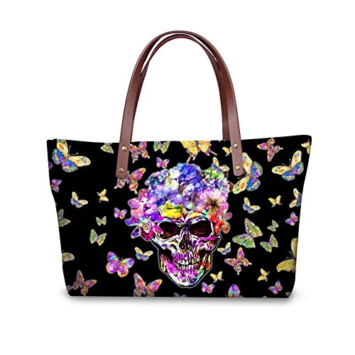 Coloranimal - Mode (fashion) Damen Skulls-5