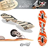 Street Surfing Wave Rider Holz Rollbrett, Wave Rider, Signature