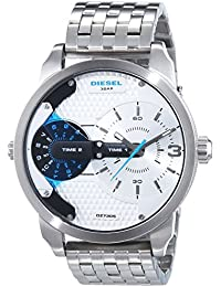Diesel DX0182040–11 Men's Watch XL Analogue Quartz Stainless Steel DZ7305