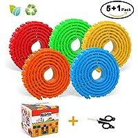 Spielzeuge Bausteine Rolytoy LEGO Selbstklebend Klebeband Building Block Tape für LEGO Bausteine Toys Zubehoer Kompatibel mit LEGO Bausets, Pädagogisches Spielzeug zum Anregen der Vorstellungskraft der Kinder Wiederverwendbar