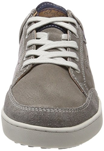 AUSTRALIAN Scott Leather, Sneaker Uomo Grau (Grey-Blue)