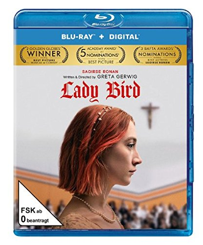 Lady Bird [Alemania] [Blu-ray]