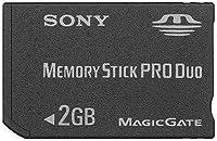 Sony 2GB Pro Duo Memory Stick