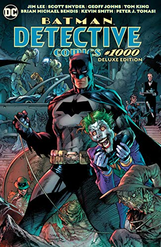 00: The Deluxe Edition (Detective Comics (2016-)) (English Edition) ()