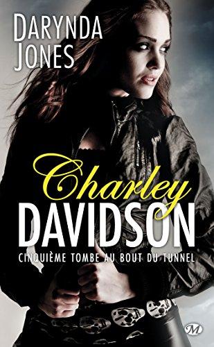 Charley Davidson, Tome 5: Cinquième tombe au bout du tunnel