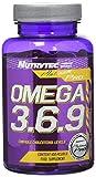 NUTRYTEC Platinum Complément pour Sportif Omega 3- 6 -9 100 Perles