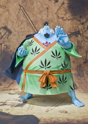One Piece: Jinbei (New World Ver.) Figuarts Zero Figure (japan import) 2