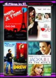 4 Movies in 1: Romantic Comedy [Import USA Zone 1]