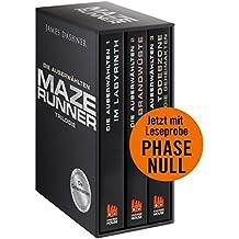Maze Runner-Trilogie - Die Auserwählten: E-Box mit Bonusmaterial (Die Auserwählten – Maze Runner) (German Edition)