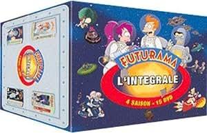 Futurama - Saisons 1 à 4 [Édition Limitée]