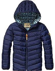 Scotch Shrunk Jungen Jacke Basic Padded Nylon Jacket with Hood