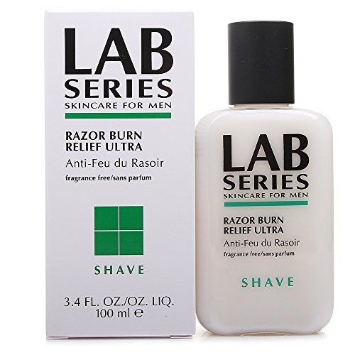 LABseries Skincare for Men Shave homme/man, Razor Burn Relief Ultra, 1er Pack (1 x 100 ml) -