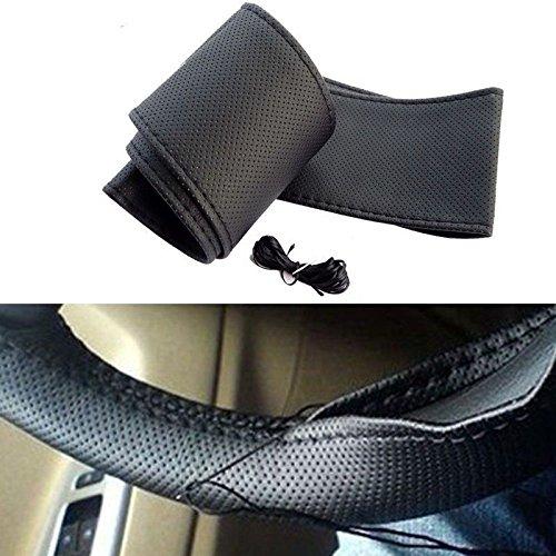 DIY-Lenkradhülle fürs Auto, Kunstleder-Schutz zum Nähen