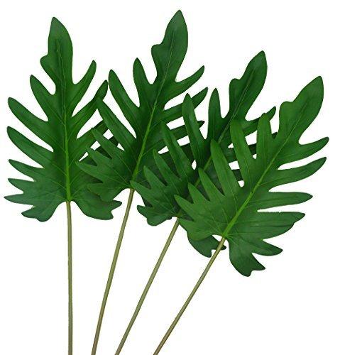 m Blättern für Jungle Party Supplies Hawaiian Luau Party Dekoration Pflanzen Supplies und Begünstigt ()