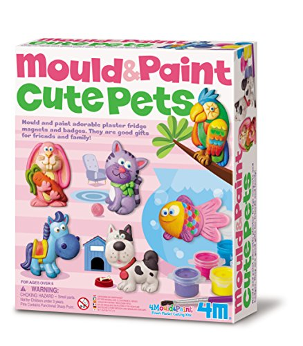 4M - Mould & Paint Cute Pets (004M3539)