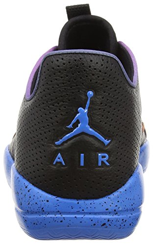 Nike Herren Jordan Eclipse High-Top Schwarz (029 BLACK/PHT BL-FR PNK-ATMC ORNG)
