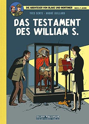 Blake und Mortimer VZA 20: Das Testament des William S.
