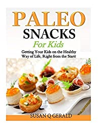 Paleo Snacks for Kids: Getting Your Kids on the Healthy Way of Life, Right from the Start! by Susan Q Gerald (2014-08-08)