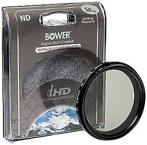 Bower FN58 Filtre de densité variable 58 mm