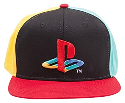 Playstation - Casquette Snapback - Original Log...