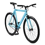 bonvelo Singlespeed Fahrrad Blizz Into The Blue (XL / 59cm für Körpergrößen ab 181cm)