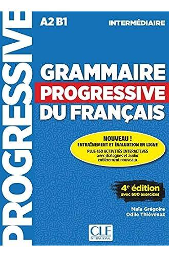 Grammaire Progressive Du Français. Niveau Intermédiaire