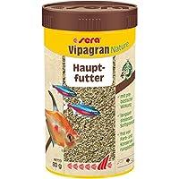 Sera Vipagran - 250ML - Fish Food - Soft Granules