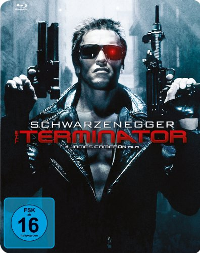 The Terminator - Steelbook (ungeschnittene Fassung) [Blu-ray] [Limited Edition] -