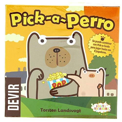 Devir- Pick-A-Perro, 1