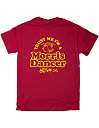 Balcony Shirts 'Trust Me, I'm a Morris Dancer' Mens T Shirt