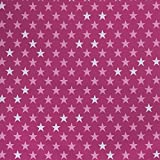 Swafing GmbH - Stoff - Softshell Sterne Erika/rosa -