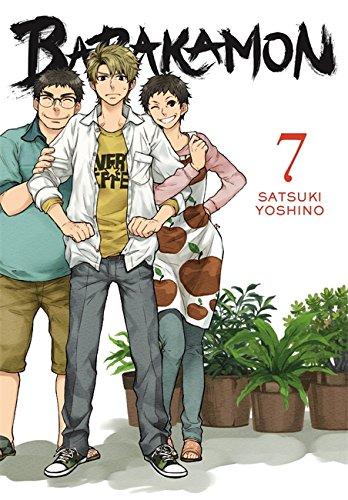 Barakamon, Vol. 7 por Satsuki Yoshino