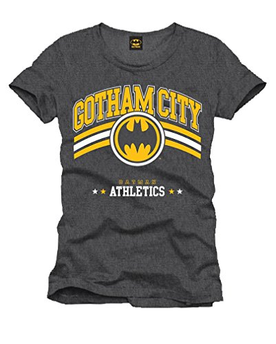Batman T-shirt Athletic Gotham XL