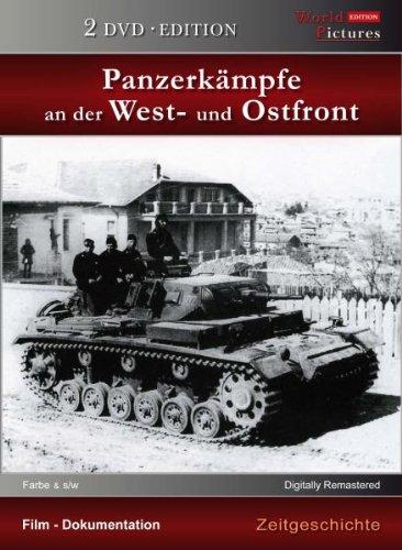 Panzerkämpfe an der West- und Ostfront (2 DVDs)