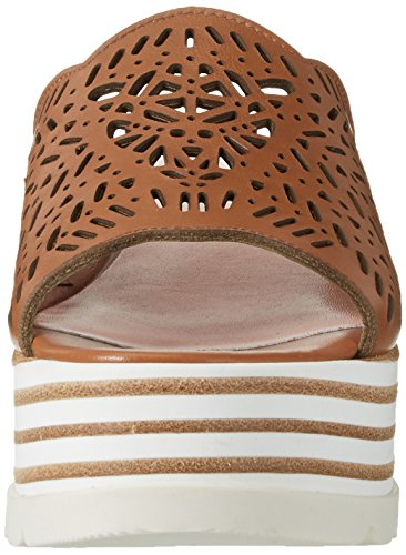 Marc Cain Gb Sq.02 L62, Ciabatte Donna Braun (Ginger Bread)