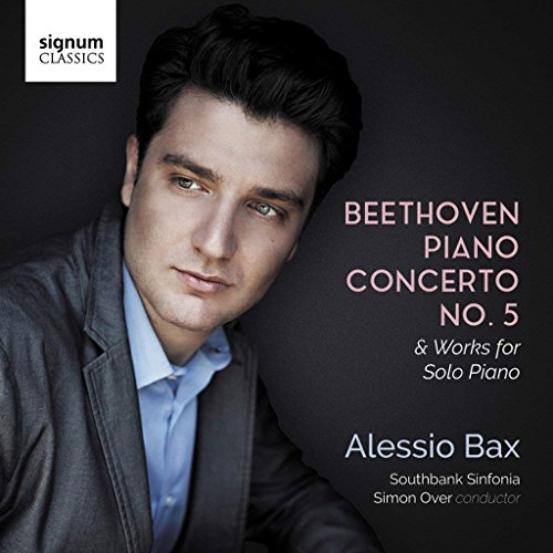 Beethoven: Klavierkonzert Nr. 5 / Werke für Piano Solo